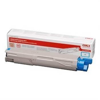 Okidata C 3520 MFP MC 350 Toner 43459371 Cyan