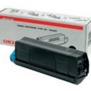 Okidata C 5100 C 5400 Toner 42127408 Black