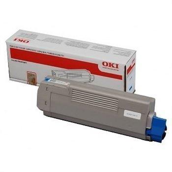 Okidata C 610 N C 610 DN C 610 DTN Toner 44315307 Cyan