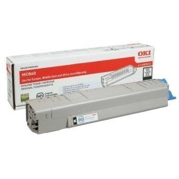 Okidata MC 860 CDTN MC 860 DN Toner 44059212 Black