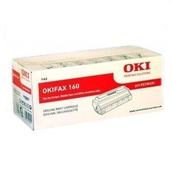 Okidata OKIFAX 160 Toner 01234101 Black