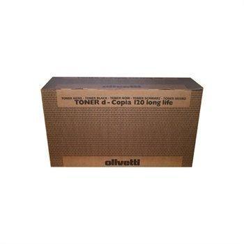 Olivetti B0439 Toner D-COPIA 120 150 Musta