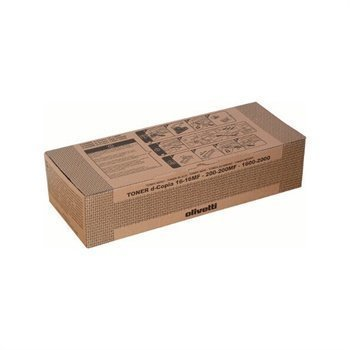 Olivetti B0446 Toner D-COPIA 16 Musta
