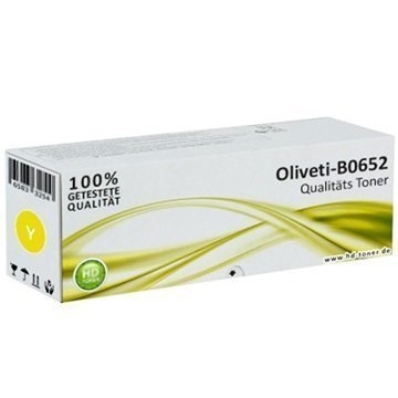 Olivetti B0652 Toner for D-COLOR MF 450 Keltainen