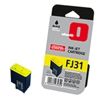 Olivetti FAX-LAB 100 JOB-LAB 400 Inkjet Cartridge FJ-31 Black