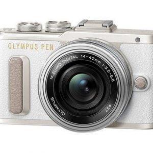 Olympus Pen E-pl8 + 14-42/3