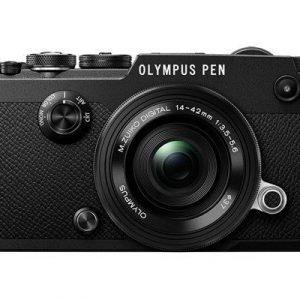 Olympus Pen F + 14-42/3