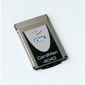 Omnikey Cardman 4040 Pcmcia