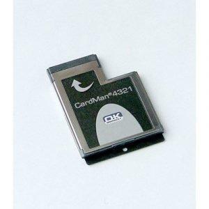Omnikey Cardman 4321 Expresscard 54