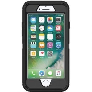 Otterbox Defender Series Iphone 7 Musta