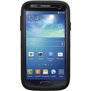 Otterbox Defender Series Samsung Galaxy S4 Musta