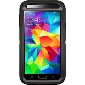 Otterbox Defender Series Samsung Galaxy S5/s5 Neo Musta