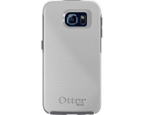 Otterbox Symmetry Samsung Galaxy S6 Takakansi Matkapuhelimelle Samsung Galaxy S6 Hiili