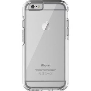 Otterbox Symmetry Series Clear Case Takakansi Matkapuhelimelle Iphone 6/6s Kirkas Kristalli