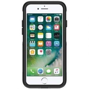 Otterbox Symmetry Series Takakansi Matkapuhelimelle Iphone 7 Musta