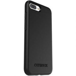 Otterbox Symmetry Series Takakansi Matkapuhelimelle Iphone 7 Plus Musta