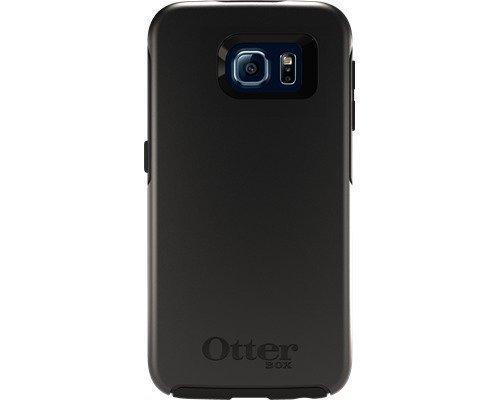 Otterbox Symmetry Series Takakansi Matkapuhelimelle Samsung Galaxy S6 Musta