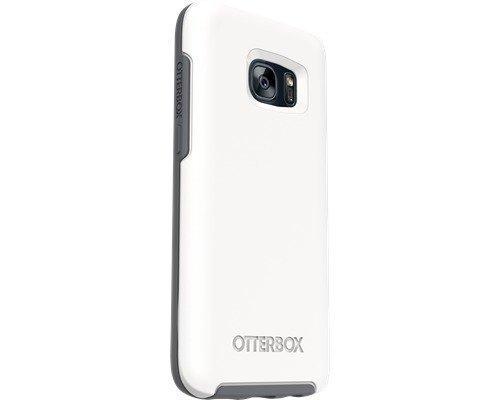 Otterbox Symmetry Series Takakansi Matkapuhelimelle Samsung Galaxy S7 Edge Jäätikkö