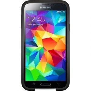 Otterbox Symmetry Takakansi Matkapuhelimelle Samsung Galaxy S5/s5 Neo Musta