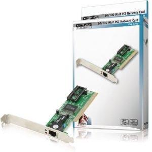 PCI verkko kortti 10 / 100 Mbps