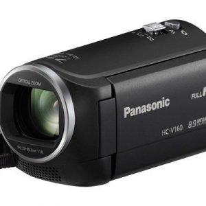 Panasonic Hc-v160 Musta