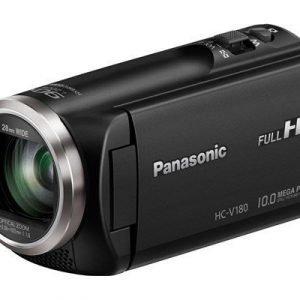 Panasonic Hc-v180 Musta