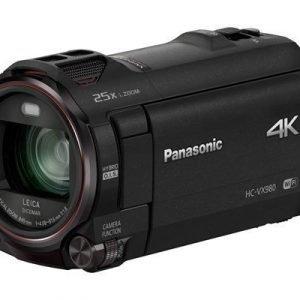 Panasonic Hc-vx980 Musta