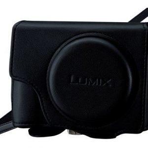 Panasonic Leather Bag Lx15 Musta