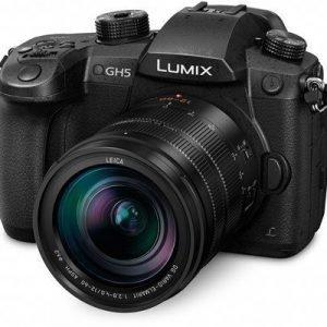 Panasonic Lumix Dc-gh5 + 12-60/2
