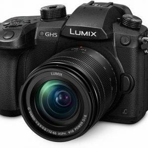Panasonic Lumix Dc-gh5 + 12-60/3