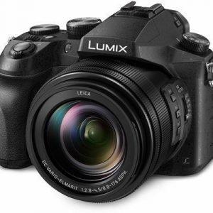 Panasonic Lumix Dmc-fz2000 Musta