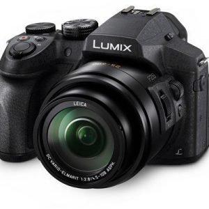 Panasonic Lumix Dmc-fz300 Musta