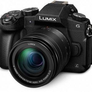 Panasonic Lumix Dmc-g80 + 12-60/3