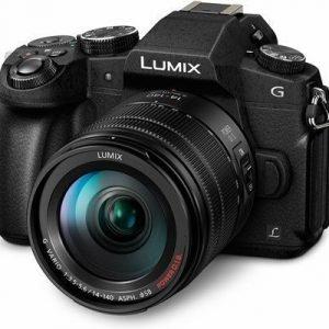 Panasonic Lumix Dmc-g80 + 14-140/3