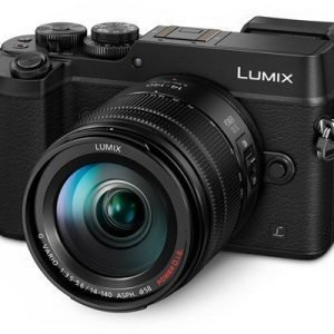 Panasonic Lumix Dmc-gx8 + 14-140/3