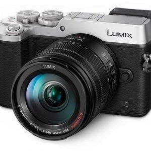 Panasonic Lumix Dmc-gx8 + 14-140/3