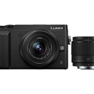 Panasonic Lumix Dmc-gx80 + 12-32/3