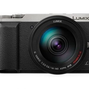 Panasonic Lumix Dmc-gx80 + 14-140/3