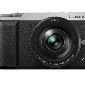Panasonic Lumix Dmc-gx80 + 20/1