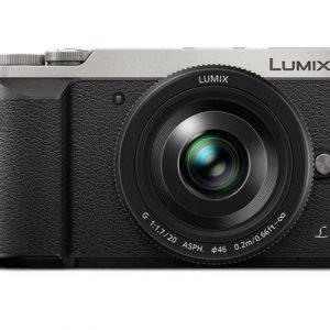 Panasonic Lumix Dmc-gx80 + 20/1