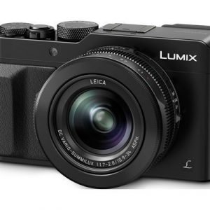 Panasonic Lumix Dmc-lx100 Musta