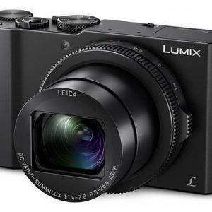 Panasonic Lumix Dmc-lx15 Musta