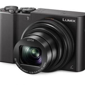 Panasonic Lumix Dmc-tz100 Musta