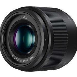 Panasonic Lumix G 25mm/f1.7 Asph