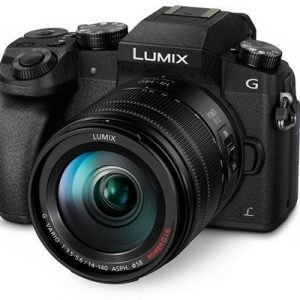 Panasonic Lumix G Dmc-g7h