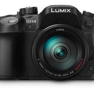 Panasonic Lumix G Dmc-gh4h