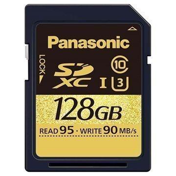 Panasonic SDXC Muistikortti 128Gt