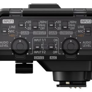 Panasonic Xlr1 Gh5