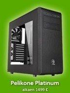 Pelikone Platinum - Core i5 6600K / R9 390X