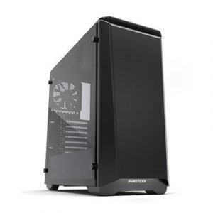 Phanteks Eclipse P400s Tempered Glass Black & White